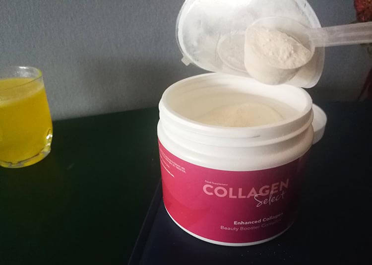 Come si usa Collagen Select