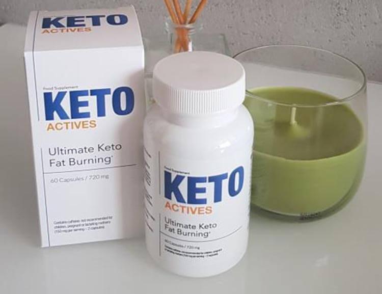 come si usa Keto Actives