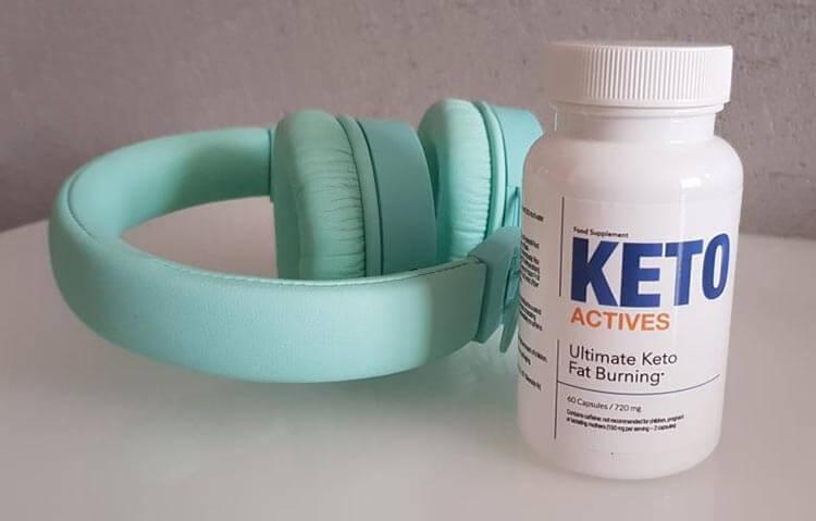 composizione di Keto Actives