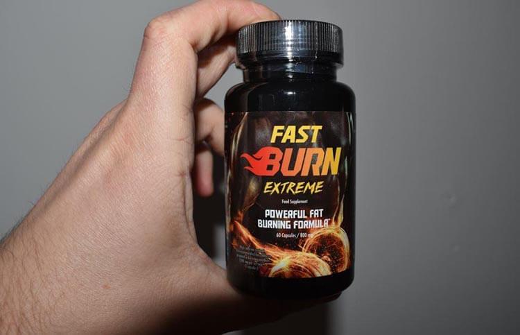 uso e sicurezza di Fast Burn Extreme