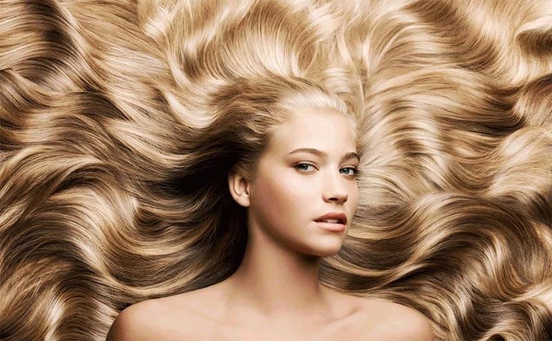 Causa di perdita di capelli nelle donne