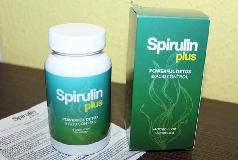 Come usare Spirulin Plus