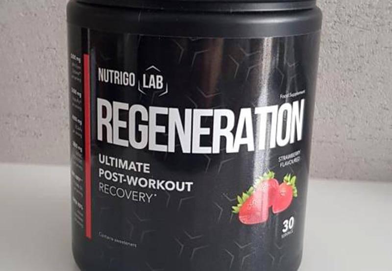 Cos'è Nutrigo Lab Regeneration