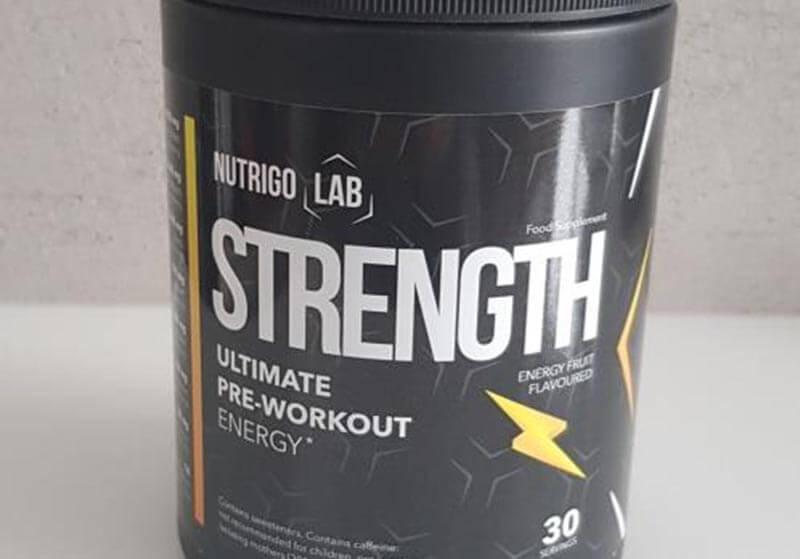 Cos'è Nutrigo Lab Strength