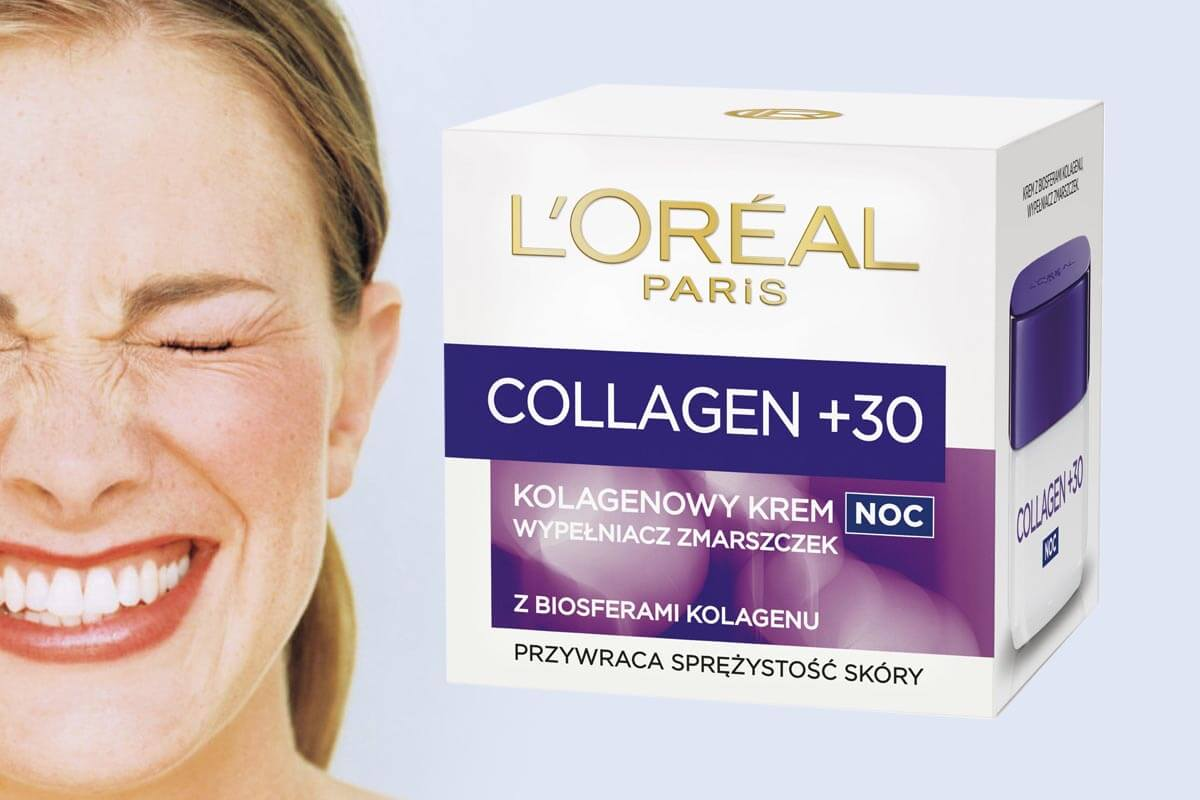 L'Oreal Paris Collagen 30 plus