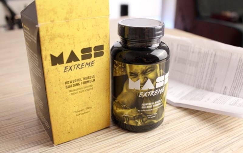 composizione di Mass Extreme