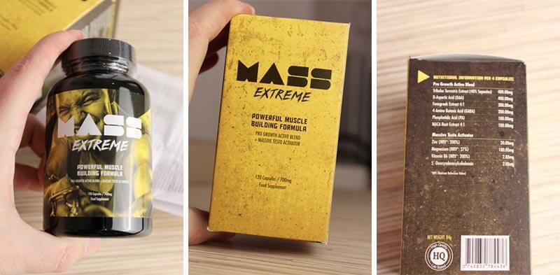 mass extreme pills