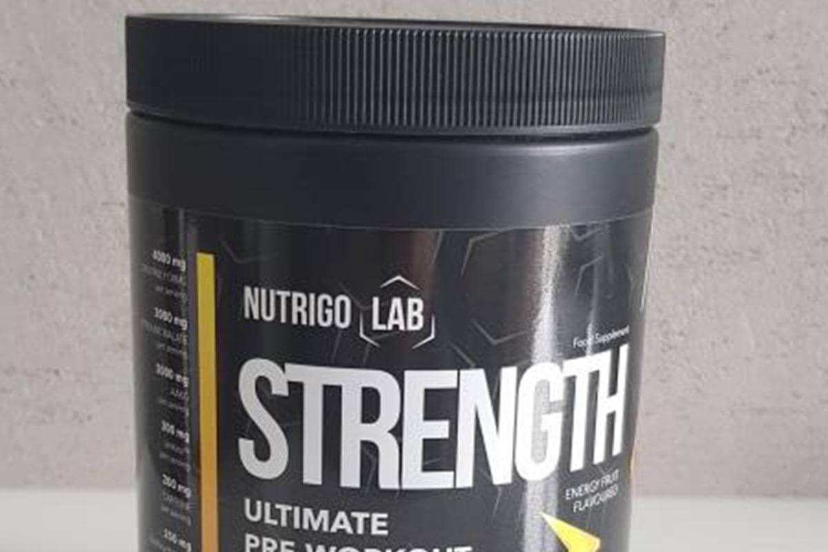 Nutrigo Lab Strenght