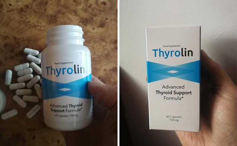 thyrolin composizione