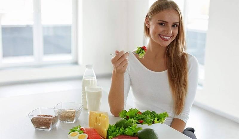 Dieta anti-acne: Che aspetto ha