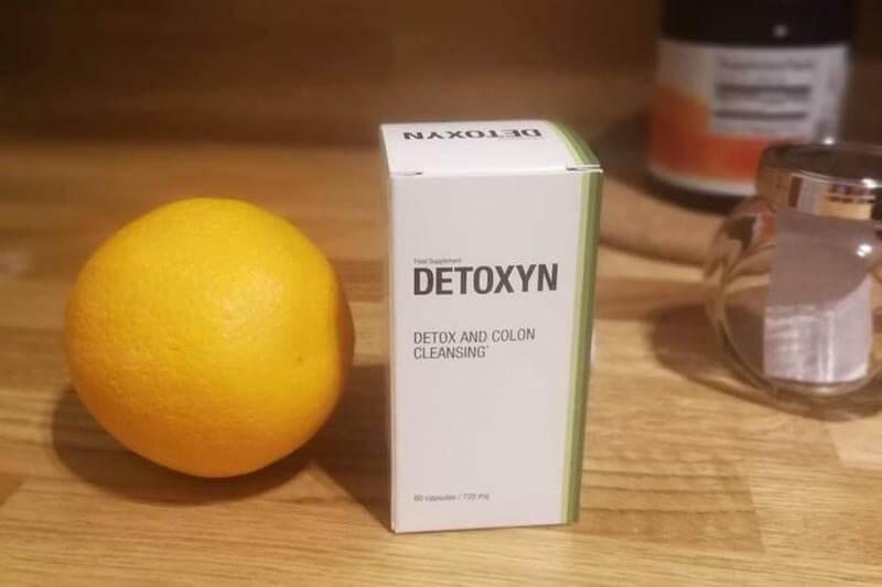 La composizione di Detoxyn