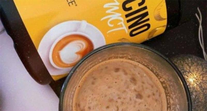 Azione del Cappuccino MCT