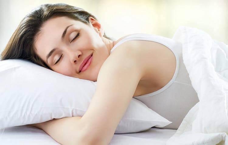 Assicurarsi di dormire