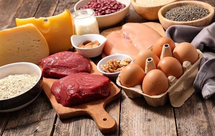 Aumentare la quantità di proteine nella dieta