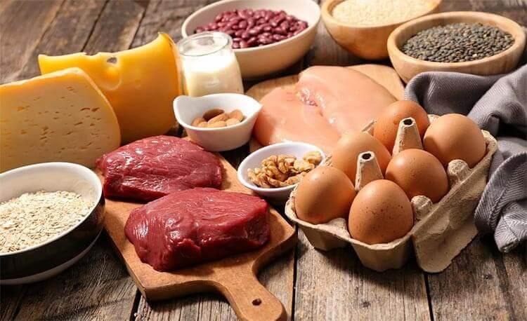 Aumentare la quantità di proteine