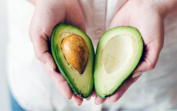 Avocado e bellezza