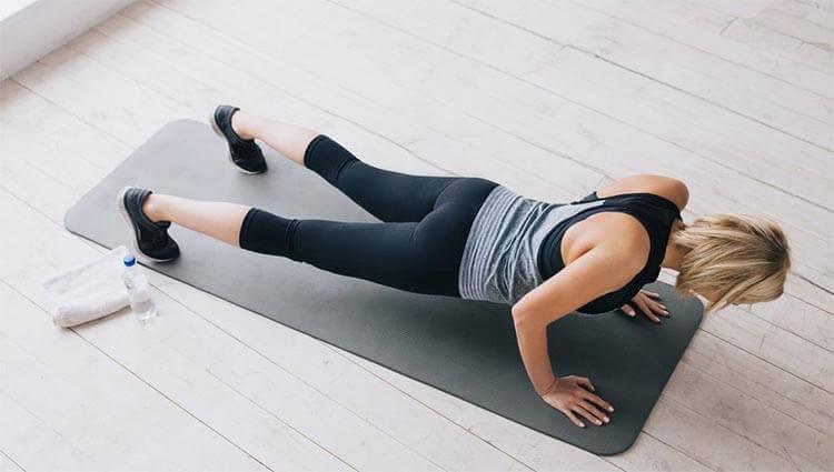 Lo sforzo regolare aiuta a perdere peso rapidamente.