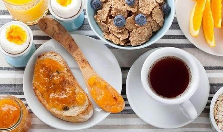 Mangia la colazione