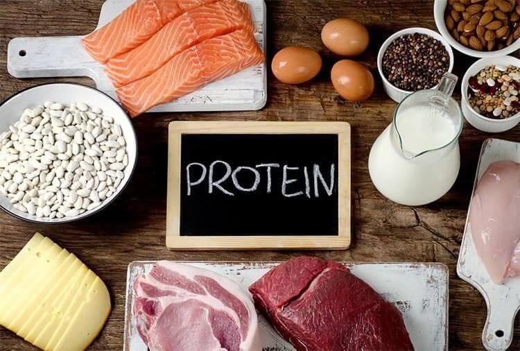 Proteine durante la dieta chetogenica